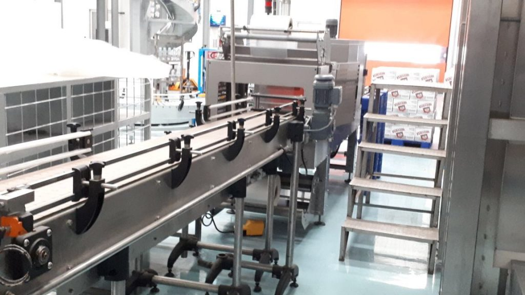 Used Canning Lines