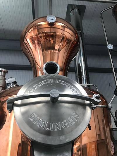 Henstone Distillery – Shropshire