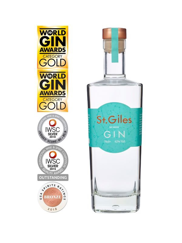 St Giles Gin – Norwich