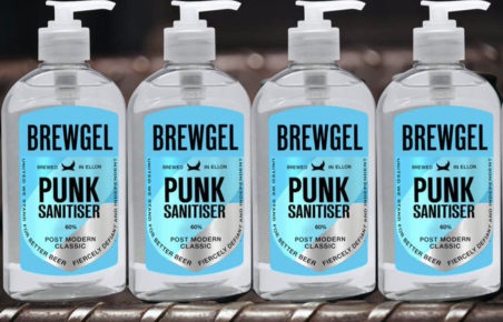 Punk Sanitiser