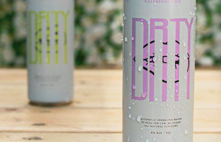 DRTY Hard Seltzer