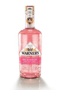 Warner's Rhubarb Gin