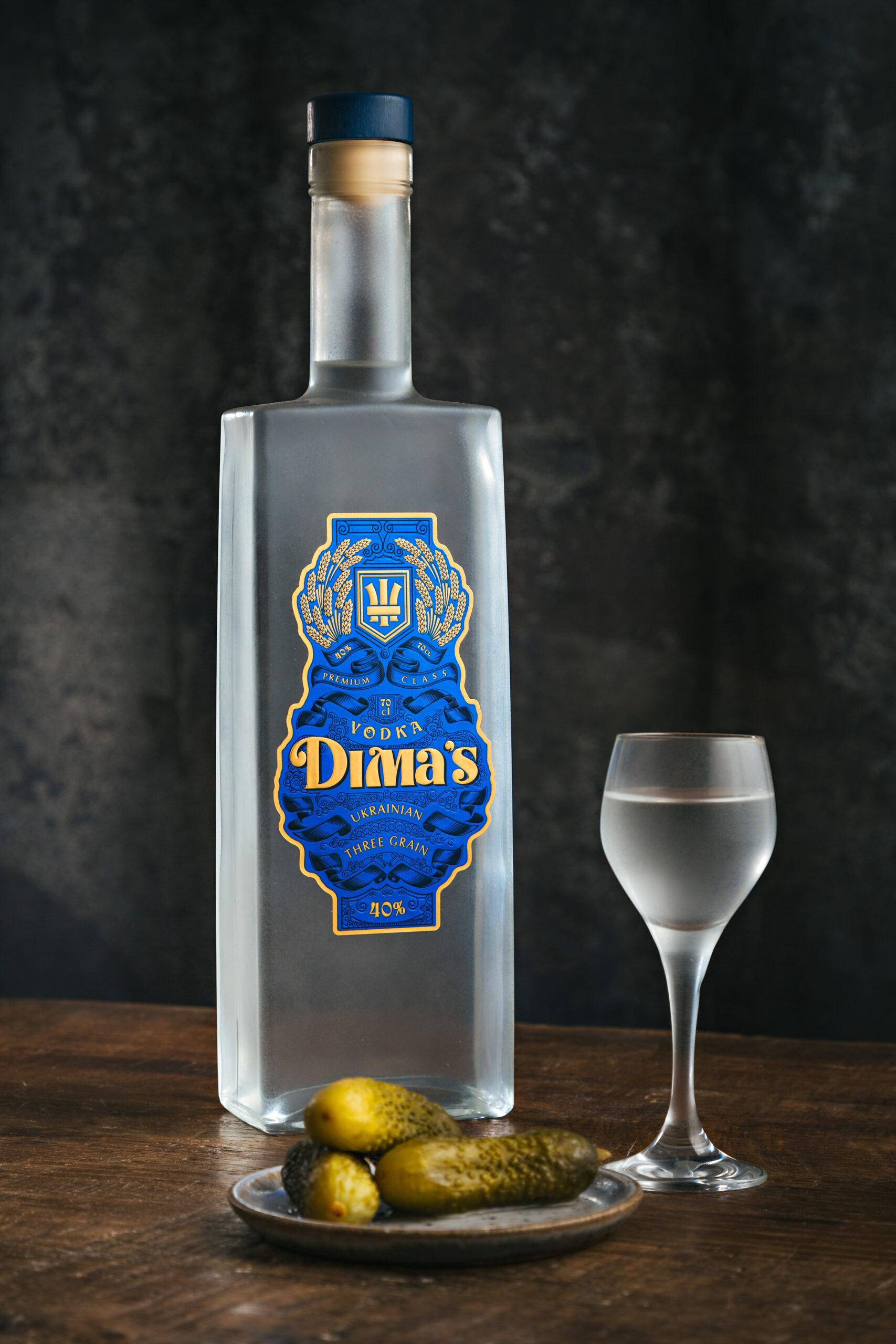 Dima's Vodka