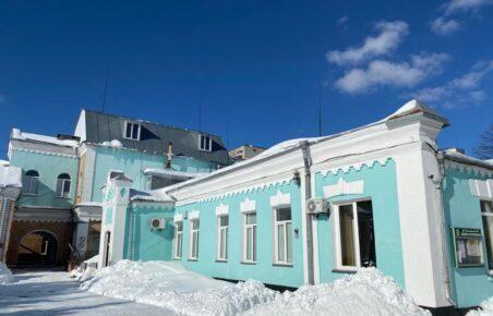 Zhytomyr Distillery where Dima's Vodka is made